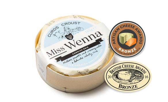 Miss Wenna artisan soft cheese