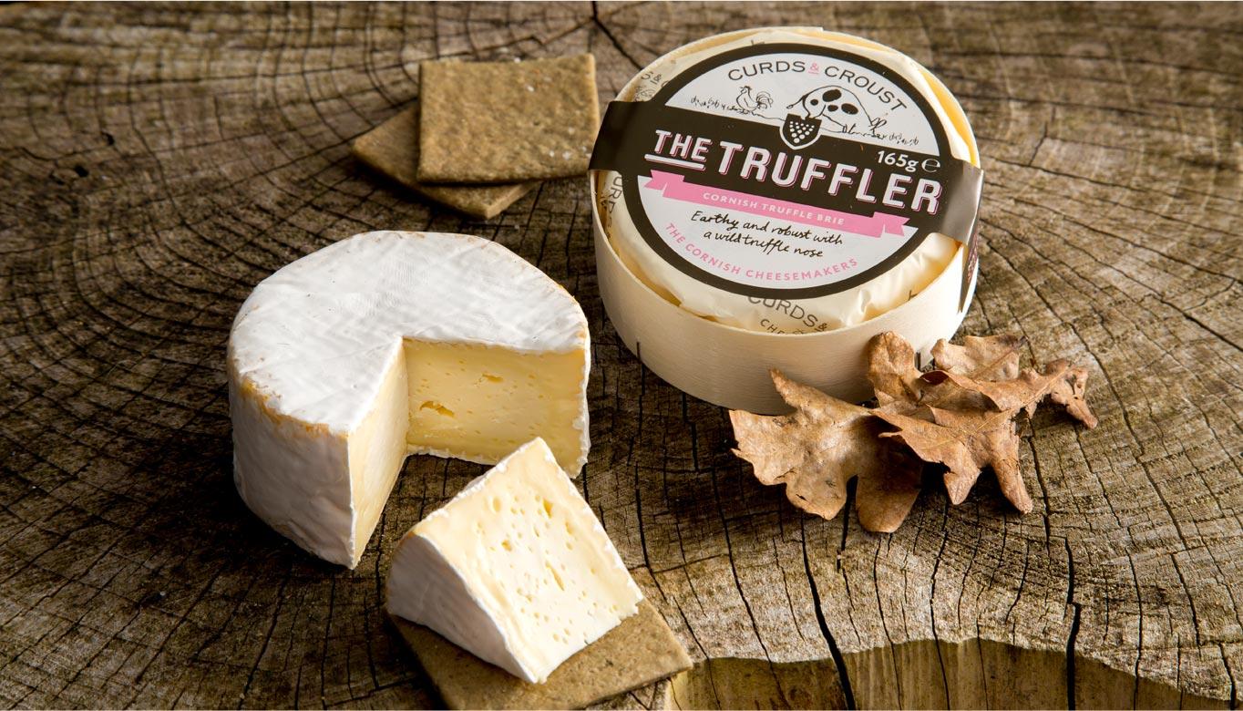 The Truffler brie