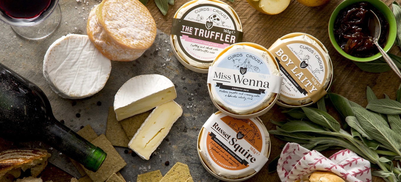 Buy artisan soft cheeses from Curds & Croust