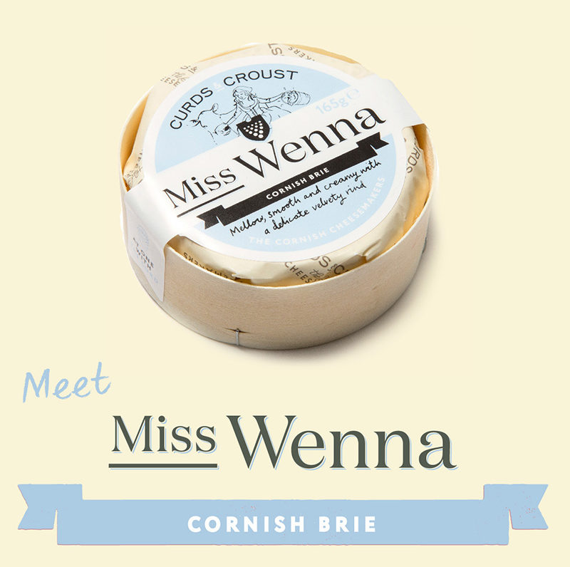 Miss Wenna Cornish Brie