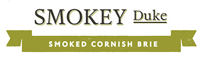 Smokey Duke smoked cornish brie title