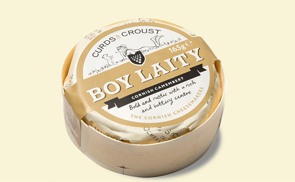 Boy Laity Cornish Camembert - beige
