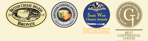 Russett Squire cheese awards