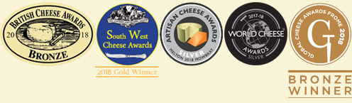 Boy Laity cheese awards